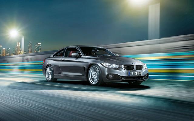 BMW 4 シリーズ クーペ