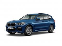 BMW X3 買取相場・査定価格 一覧表